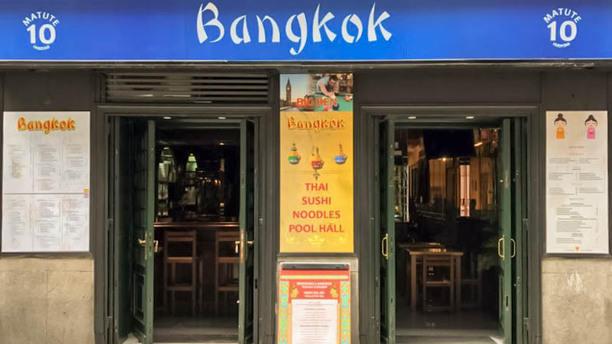 Bangkok Thai Sushi Entrada