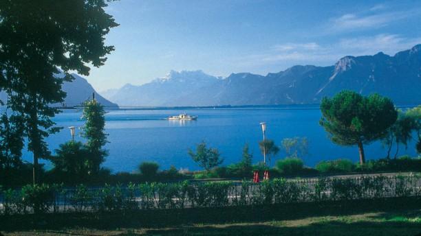 Casino Montreux - Le Saxo Vue sur le lac