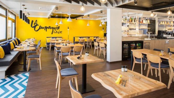 La Compagnie Bistrot - Lille - Restaurant - Lille