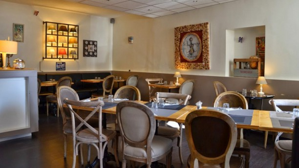 La Maison Salle du restaurant