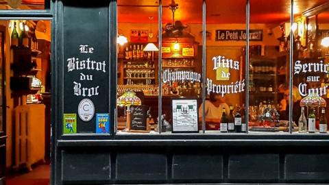 restaurant - Le Bistrot du Broc - Bourron-Marlotte
