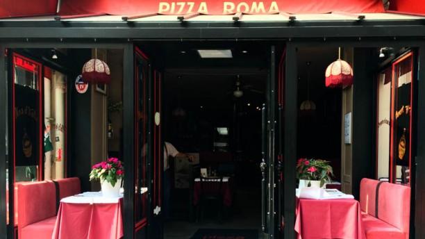 Pizza Roma entrée