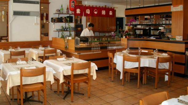 Le Fukuoka La salle du restaurant