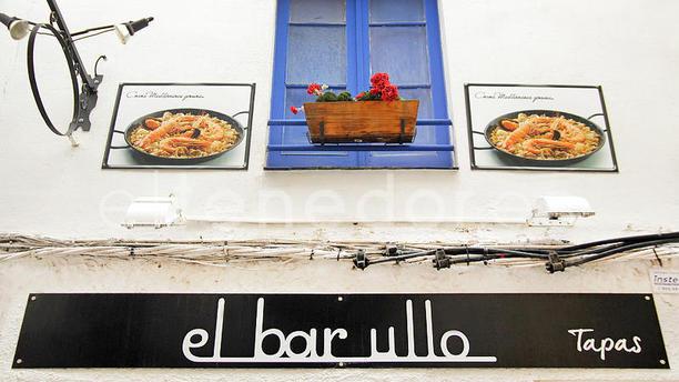 El Bar Ullo vista fachada