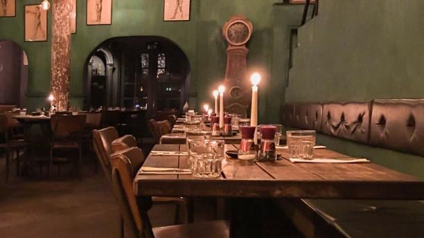 Rose's Cantina Het restaurant