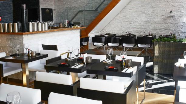 Sushi Lounge restaurantzaal