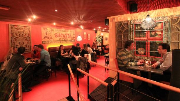 Tapas Restaurant Los Amigos Restaurantzaal