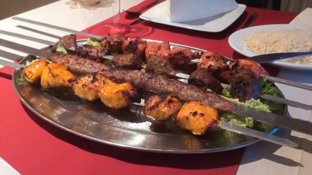 Afghaans Restaurant Ariana Suggestie van de chef
