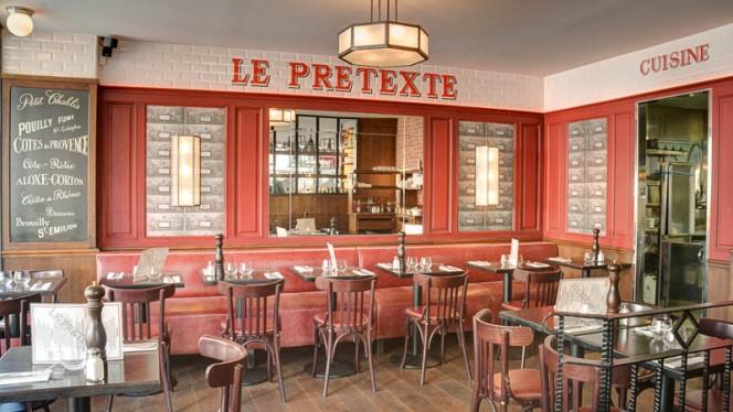 Le Pretexte - Restaurant - Paris