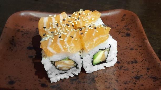 Sushi 6ème Suggestion du chef