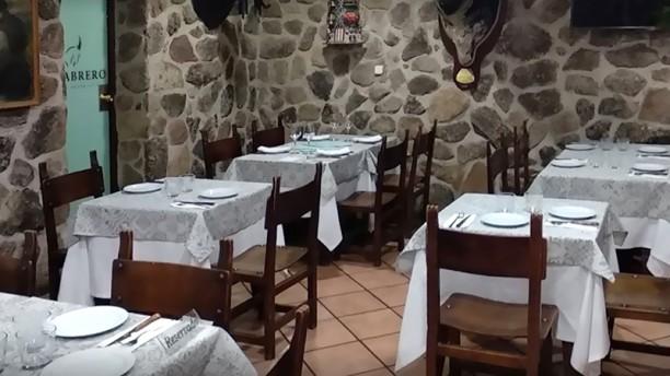 Mesón El Cabrero Vista sala