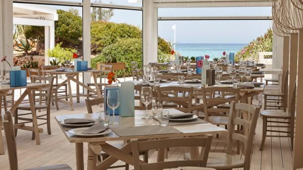 Sabbiadoro Restaurant Esterno