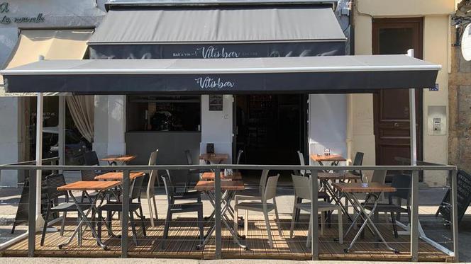 Le Vitis Bar - Restaurant - Lyon