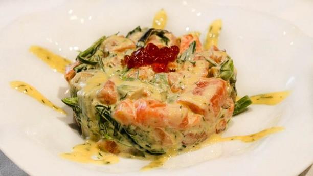 Taiko sushi Sugerencia de plato