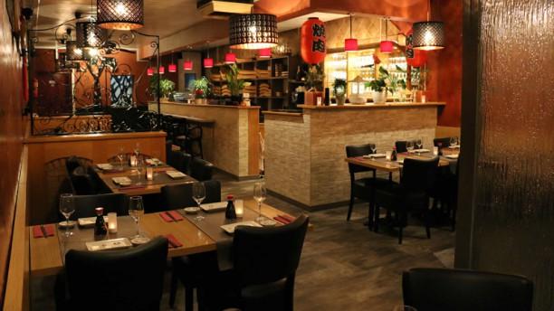 Sushi Paradise Interieur