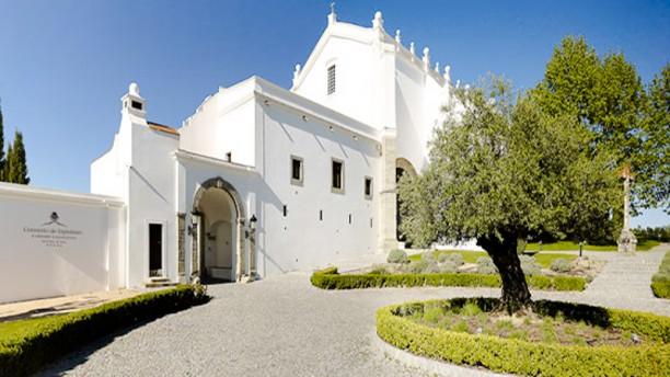 Divinus - Convento do Espinheiro Entrada
