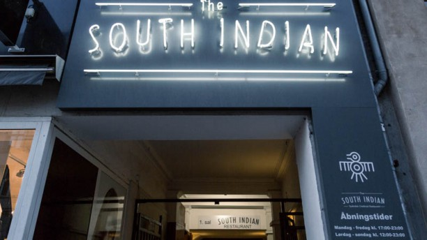 The South Indian Vesterbro Entrance