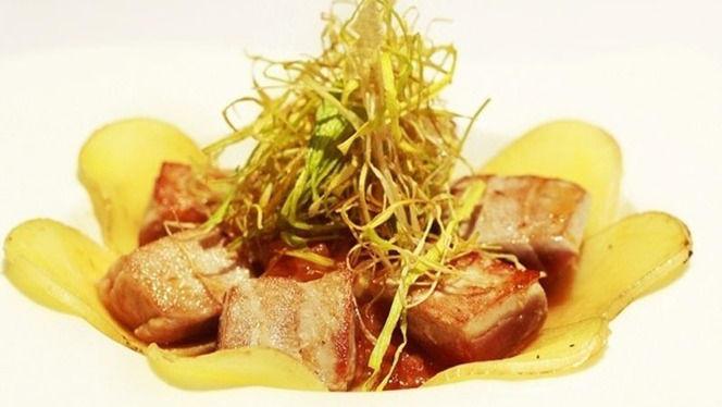 Sugerencia del chef - Mesón del Cid Madrid, Madrid