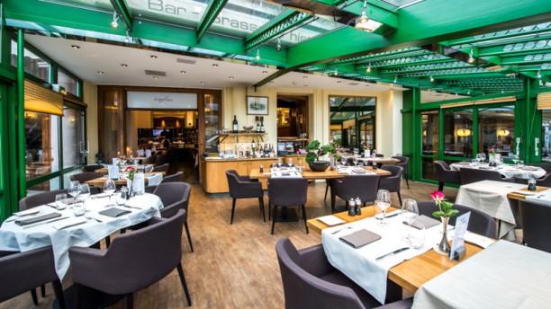 Restaurant brasserie historique la coupole 1912 vevey for Brasserie le jardin