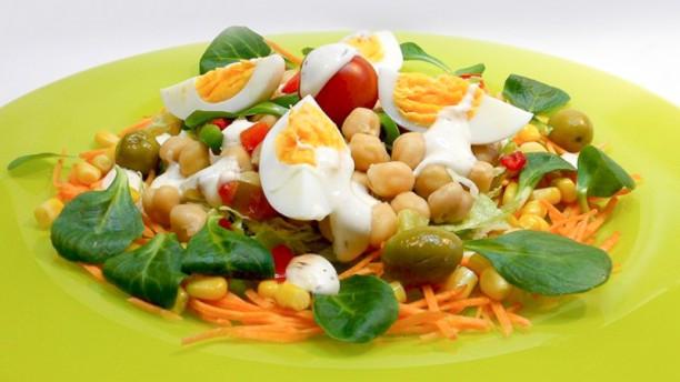 Yate Daboli Sugerencia del chef
