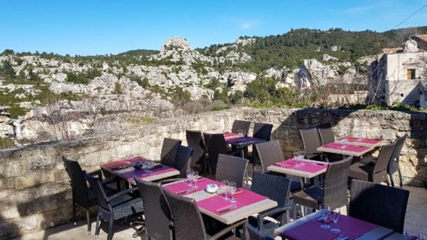 Les Baux De Provence Restaurant