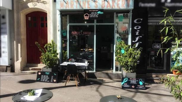 Martine's Bakery Déjeuner au soleil