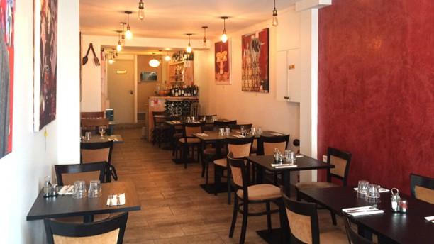 restaurant grill mesopotamia paris 75019 buttes chaumont belleville p re lachaise. Black Bedroom Furniture Sets. Home Design Ideas