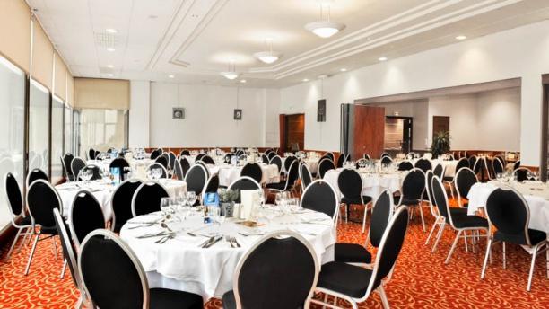 L'Atlantel - Brit Hotel Nantes Vigneux Salle du restaurant