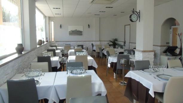 Ancora 2 Sala del restaurante