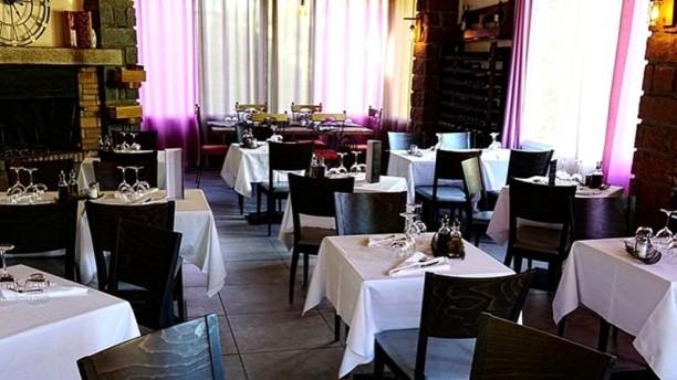 U Ponte Salle du restaurant