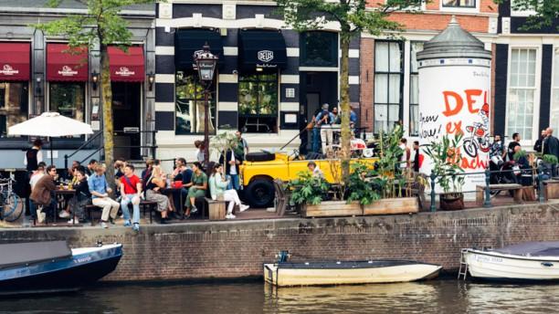 Deus Ex Machina Amsterdam Terrass