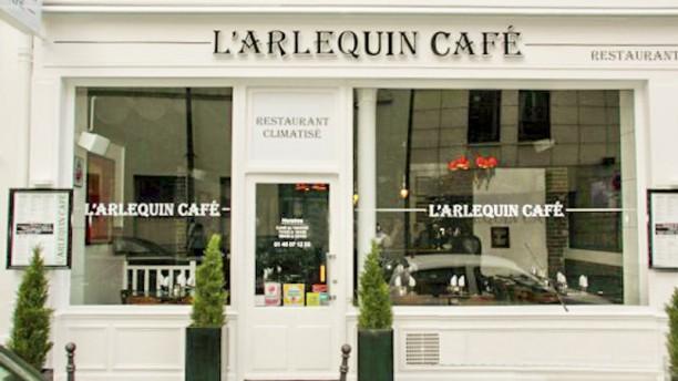 L'Arlequin Café Entrée