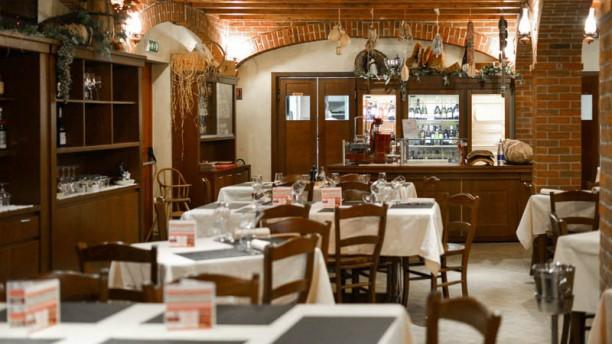 Taverna dei Sapori La sala