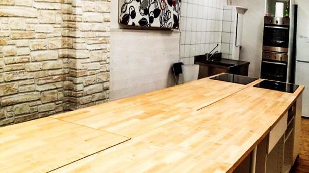 Cooking School Due Cuochi per Amici La cucina