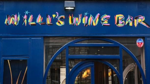 Willi's Wine Bar Bienvenue au Willi's !