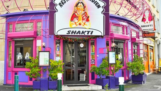 AU SHAKTI INDIEN Devanture