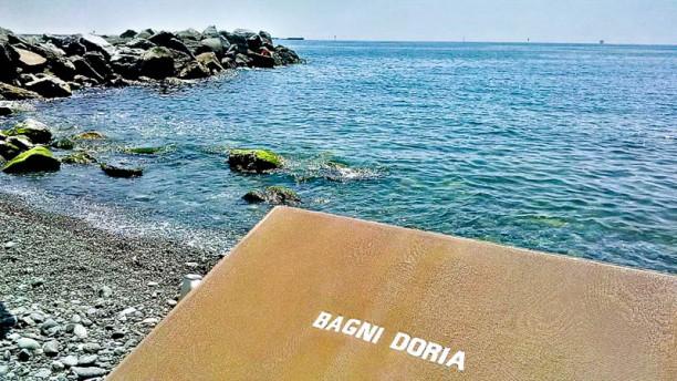 Andrea Doria spiaggia con affitto lettini e ombrelloni