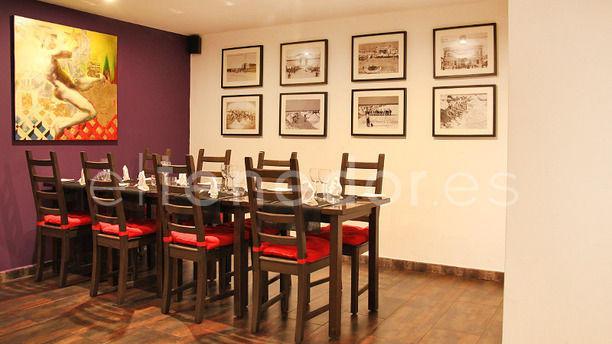 Negroamaro Vista sala violeta