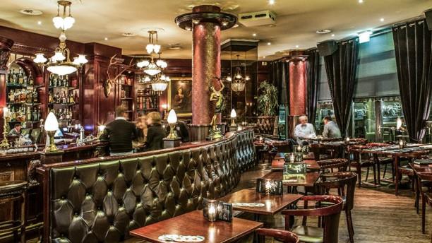 Grand Cafe Double Dutch Het restaurant