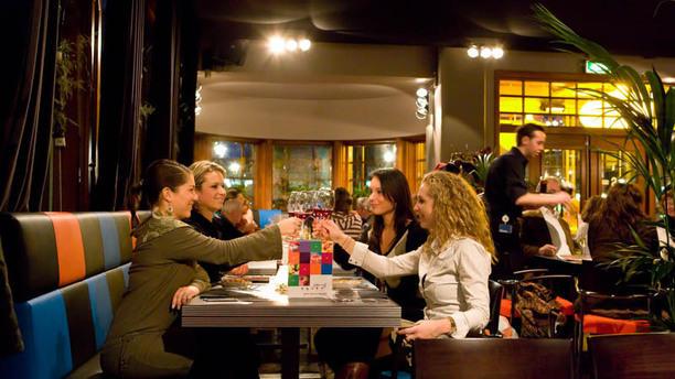 Plein Vijf (Plein 5) Het restaurant