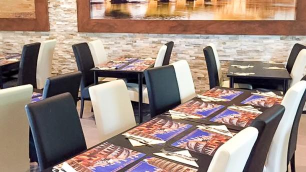 Italiaans restaurant & pizzaria Amigo's Het restaurant