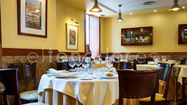 Restaurante t mara casa lorenzo en madrid nueva espa a - Restaurante tamara madrid ...