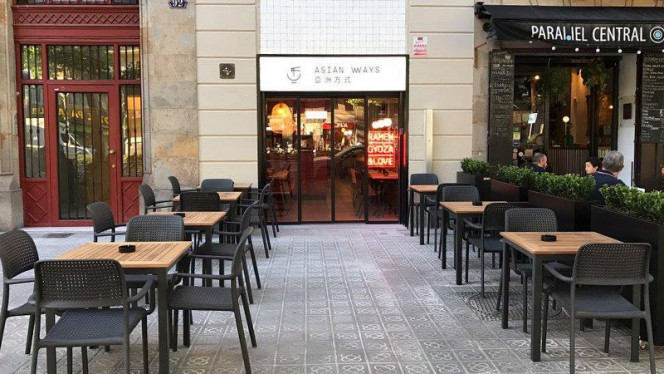 Terraza - Asian Ways (paralelo), Barcelona