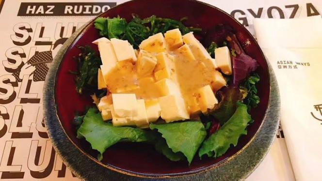 Tofu - Asian Ways (paralelo), Barcelona