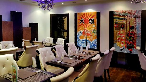 Univers Sushi Vue de la salle