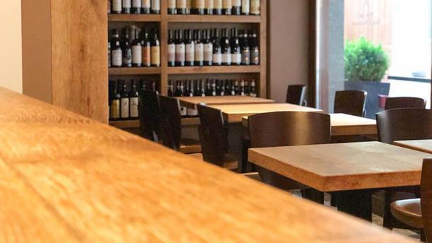 Voglia di Vino Locanda Interno Sala
