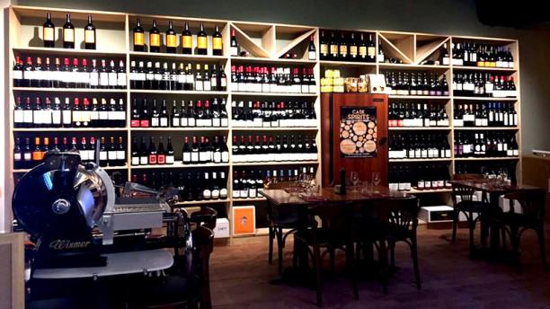 Restaurant Paris Les Domaines Qui Montent