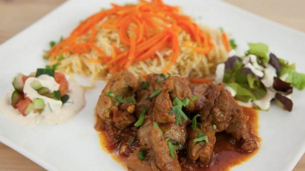 Kaboul restaurant Agneau