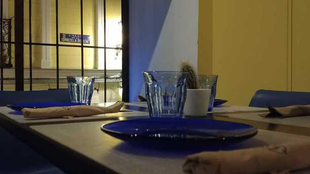 La Marquina Detalle de la mesa