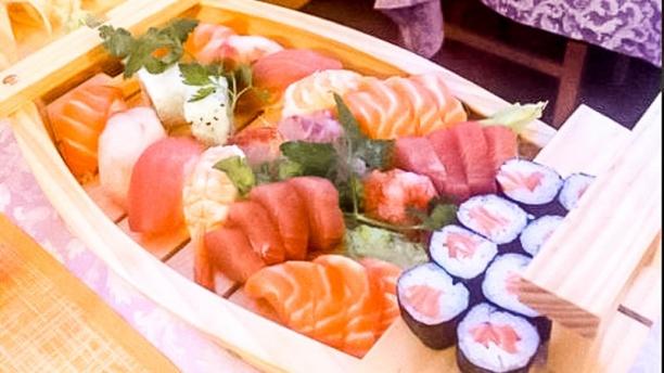 Drago d'oro sushi
